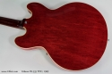 Gibson ES-335 TDC 1969 back