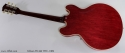 Gibson ES-335 TDC 1969 full rear view