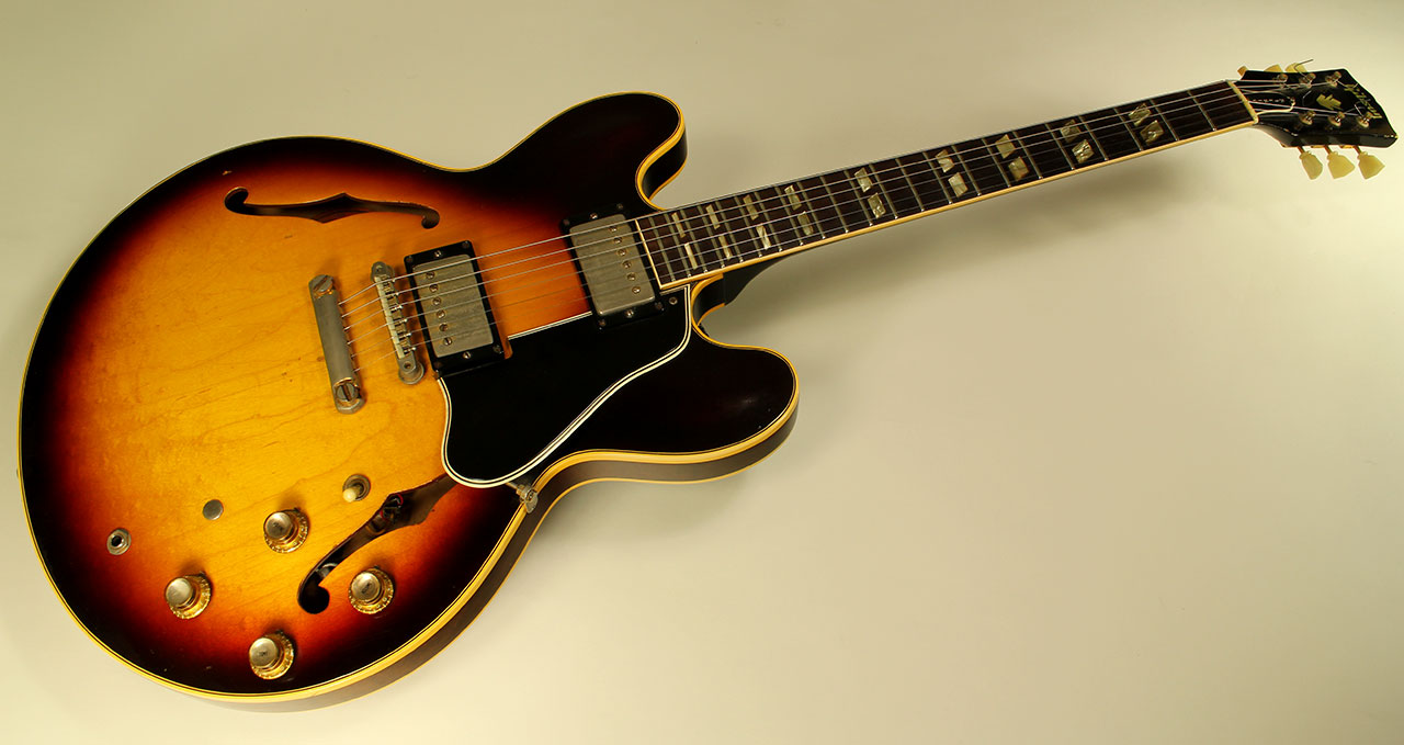 Gibson Es 345 1963 Www 12fret Com