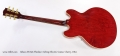 Gibson ES-345 Thinline Archtop Electric Guitar, Cherry, 1964 Full Rear View
