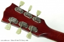 Cherry Red Gibson ES-345 TD, 1960 head rear