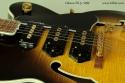 Gibson ES-5 1999 top detail 1