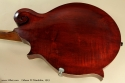 Gibson F2 Mandolin 1919 back