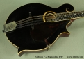 Gibson F-2 Mandolin, 1919 top