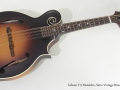 Gibson F-9 Mandolin Satin Brownburst full front view