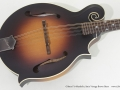 Gibson F-9 Mandolin Satin Brownburst top