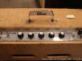 Gibson Falcon GA-19 Amplifier, 1961 Top Control Panel