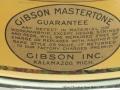 Gibson Florentine Tenor Banjo 1927 labele-cons-label