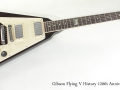 Gibson Flying V History 120th Anniversary full front view