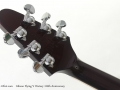Gibson Flying V History 120th Anniversary head rear