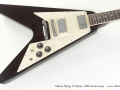 Gibson Flying V History 120th Anniversary top
