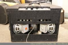 Gibson GA79RVT Stereo Amplifier, 1966 Full Rear View
