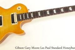 Gibson Gary Moore Les Paul Standard Honeyburst, 2000 Full Front View