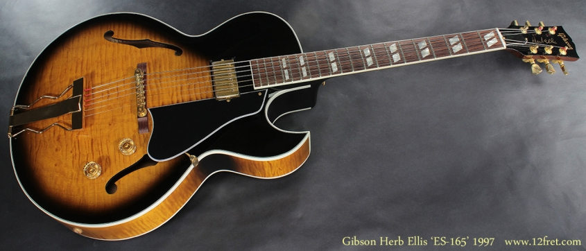 Gibson Herb Ellis ES-165 1997 full front view