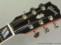 The Gibson Hummingbird Head Front