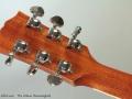 The Gibson Hummingbird Head Rear