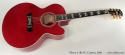 Gibson J-185 EC Custom 2005 full front view