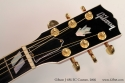 Gibson J-185 EC Custom 2005 head front view