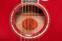 Gibson J-185 EC Custom 2005 label
