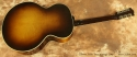 Gibson J-185 True Vintage 2007 full rear