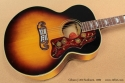 Gibson J-200 Sunburst 1959 top