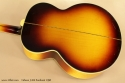 Gibson J-200 Sunburst 1958 back