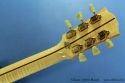 Gibson J-200M Blonde head rear