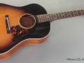 Gibson J-35 1939 full front view