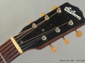 Gibson J-35 1939 head front