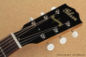Gibson J-35 head front