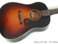 Gibson J-45 1944 top