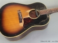 Gibson J-45 1955 top