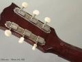 Gibson J-45 1958 head rear