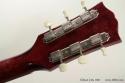 Gibson J-45 Cherryburst 1961 head rear