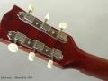 Gibson J-45 1963 head rear