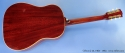 Gibson J-45 1963 - 1964 cons full rear