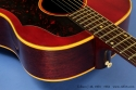 Gibson J-45 1963 - 1964 cons top detail