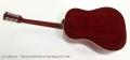 Gibson J-45 ADJ Sunburst Steel String Guitar, 1966 Full Rear View