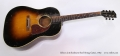 Gibson J-45 Sunburst Steel String Guitar, 1952 Full Front View