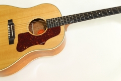 Gibson J-50 Koa Round Shoulder Dreadnought, 2007 Full Front View