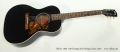 Gibson 1932 L-00 Vintage Steel String Guitar, 2015 Full Front View