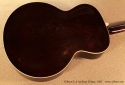 1927 Gibson L-4 Archtop Guitar back