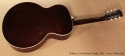 1927 Gibson L-4 Archtop Guitar full rear view