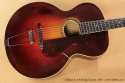 1927 Gibson L-4 Archtop Guitar top