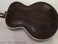 Gibson L-4 Archtop Guitar, 1930 Back