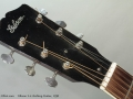Gibson L-4 Archtop Guitar, 1930 Head Front