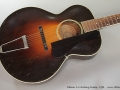 Gibson L-4 Archtop Guitar, 1930 Top