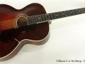 Gibson L-4 Archtop Guitar 1927 full front view