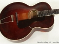 Gibson L-4 Archtop Guitar 1927 top