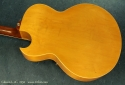 Gibson L-4C, 1952 back